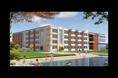 GEMS Hoshiapur school, Punjab, India